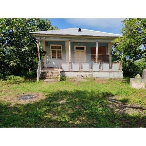 Продажа недорогого земельного участка с домом с видом на море Батуми