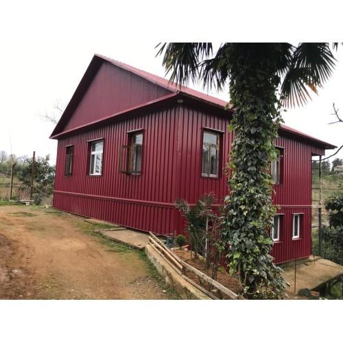 Продажа участка с домом с видом на море и горы недалеко от Батуми