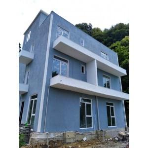 Дом с земельным участком с видом на море в Батуми, Грузия