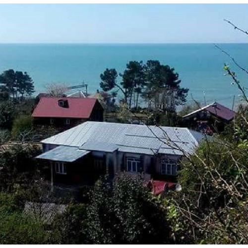 Продажа небольшого участка недалеко от Батуми с панорамным видом на море