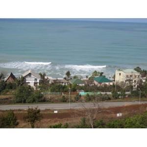 Не далеко от Батуми продажа земельного участка с видом на море