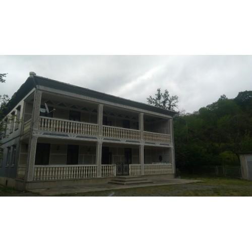 Продажа земельного участка и большого дома в Кобулети
